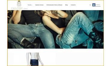 Nueva Web Calcon Jeans